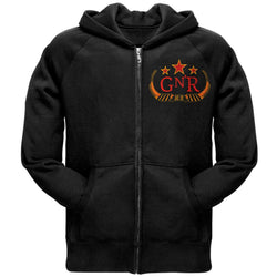 Guns N Roses - Weapons Zip Hoodie