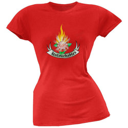 Korn - Roses Of Fire Juniors T-Shirt