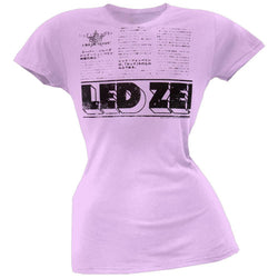 Led Zeppelin - Japan Star Juniors T-Shirt