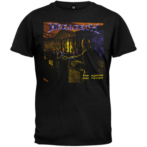 Megadeth - The System Has Failed T-Shirt