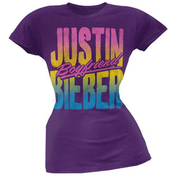 Justin Bieber - Beach Juniors T-Shirt