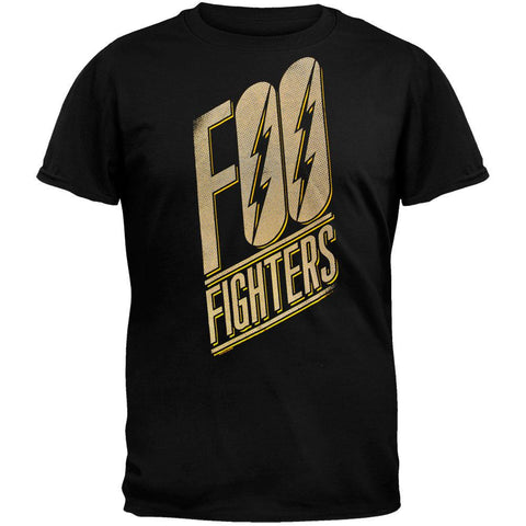 Foo Fighters - Slanted Logo Soft T-Shirt