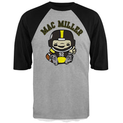 Mac Miller - Football Boy Raglan
