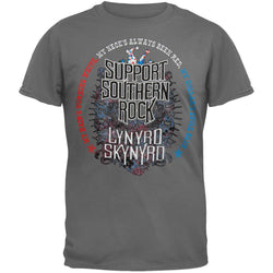Lynyrd Skynyrd - Support Southern Rock T-Shirt