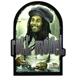 Bob Marley - Role Model Decal