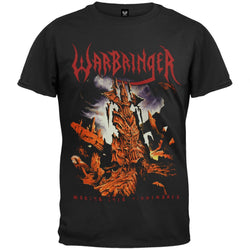 Warbringer - Waking Into Nightmares Black T-Shirt