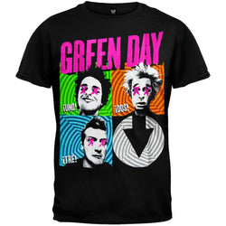 Green Day - Spiral 4 T-Shirt