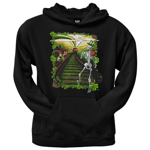 Grateful Dead - Lucky Sam Black Pullover Hoodie