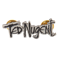 Ted Nugent - Lapel Pin