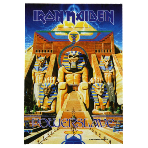 Iron Maiden - Powerslave Tapestry