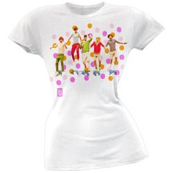 One Direction - Multi Dots Juniors T-Shirt