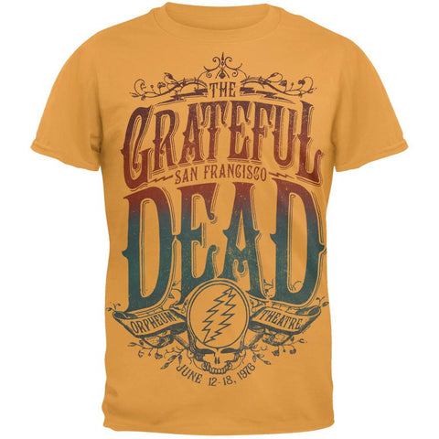 Grateful Dead - Orpheum Theatre T-Shirt