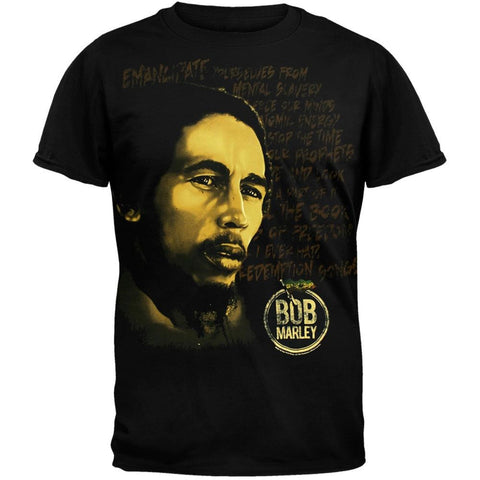 Bob Marley - Redemption Youth T-Shirt