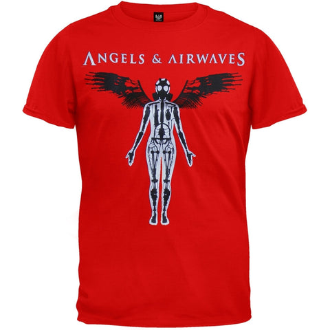 Angels & Airwaves - Armored Bot Soft Youth T-Shirt