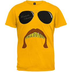 Fall Out Boy - Mustache Youth T-Shirt