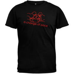 A Change of Pace - Stick Figures Youth T-Shirt
