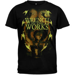 Wrench in the Works - Album Cover Youth T-Shirt