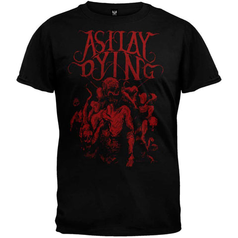 As I Lay Dying - Zombies Soft Youth T-Shirt