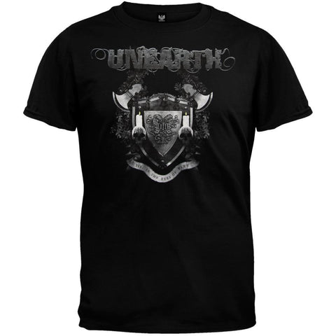 Unearth - Shield Album Youth T-Shirt
