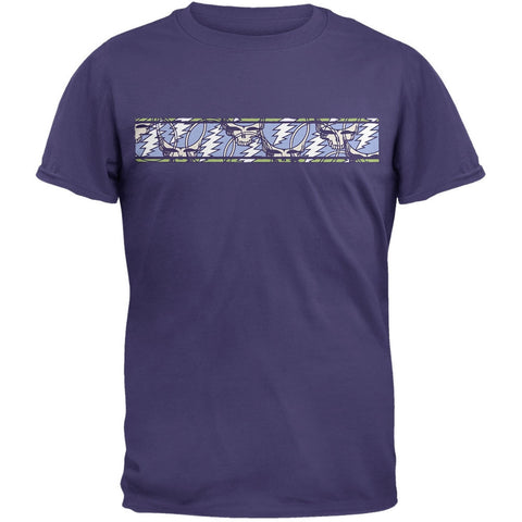 Grateful Dead - Multi Stealie Banded T-Shirt
