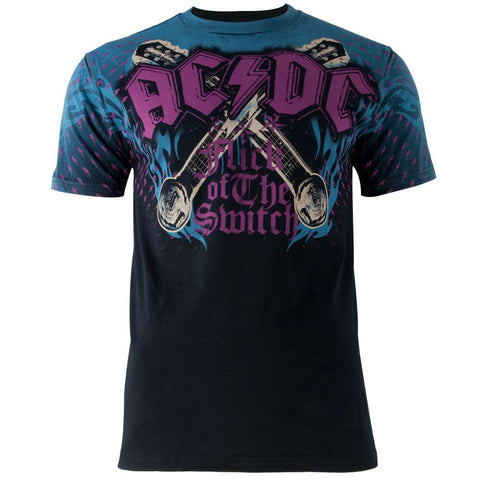 AC/DC - Flick Of The Switch All-over T-Shirt