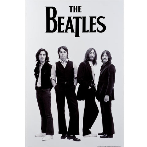 The Beatles - White Album 1969 Large Canvas Art