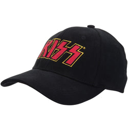 Kiss - Logo Fitted Cap