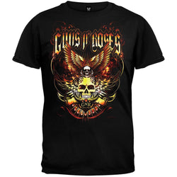 Guns N' Roses - Wings 2011 Tour T-Shirt