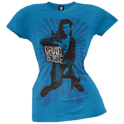 David Bowie - Come On Juniors T-Shirt