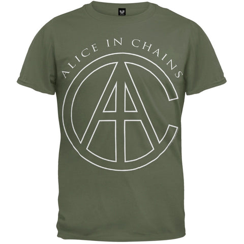 Alice in Chains - AIC Rocks T-Shirt