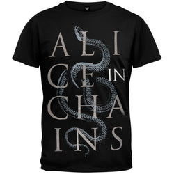 Alice in Chains - Alice Snakes T-Shirt