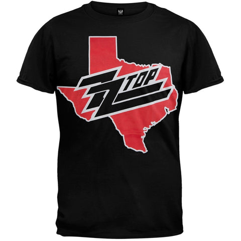 ZZ Top - Texas Event T-Shirt