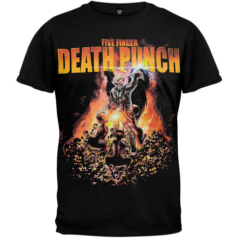 Five Finger Death Punch - Purgatory T-Shirt