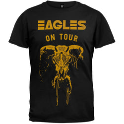Eagles - On Tour Skull T-Shirt
