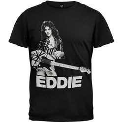 Eddie Van Halen - Photo Soft T-Shirt