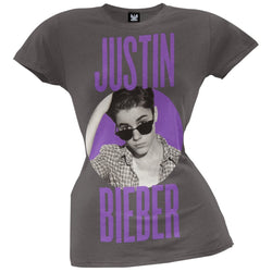 Justin Bieber - Circle JB Juniors T-Shirt