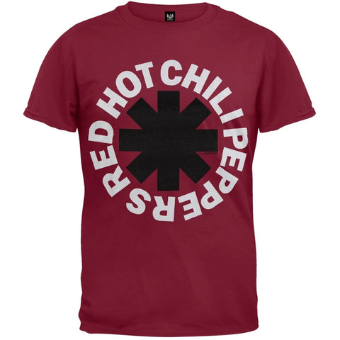 Red Hot Chili Peppers - Black Asterisk T-Shirt