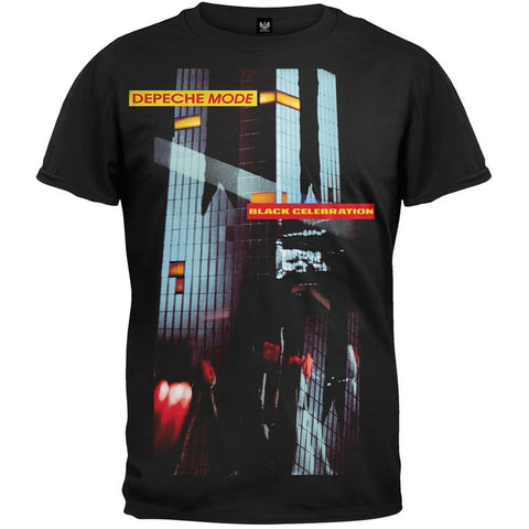 Depeche Mode - Celebration Soft T-Shirt