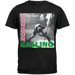 The Clash - London Calling Soft T-Shirt