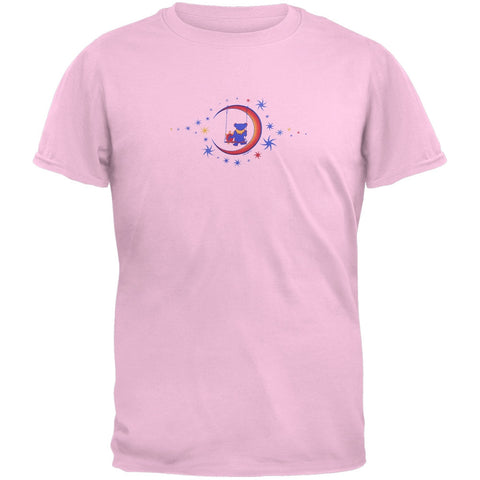 Grateful Dead - Moon Swing Pink Youth T-Shirt