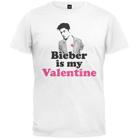 Bieber is my Valentine Youth T-Shirt