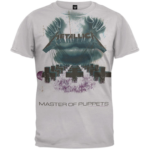 Metallica - Master Of Puppets Inverted T-Shirt