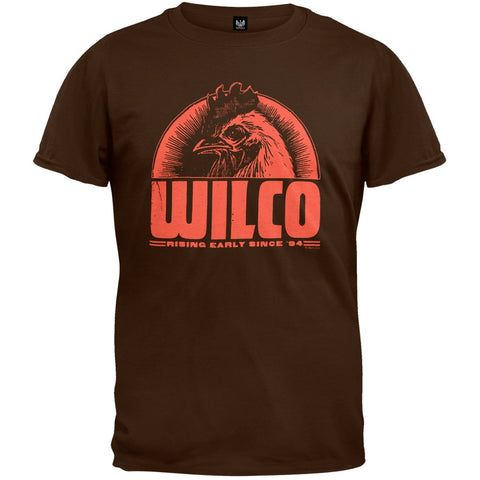 Wilco - Rising Early Since '94 Soft T-Shirt