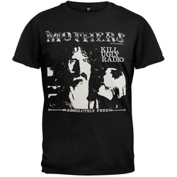 Frank Zappa - Kill Ugly Radio Soft T-Shirt