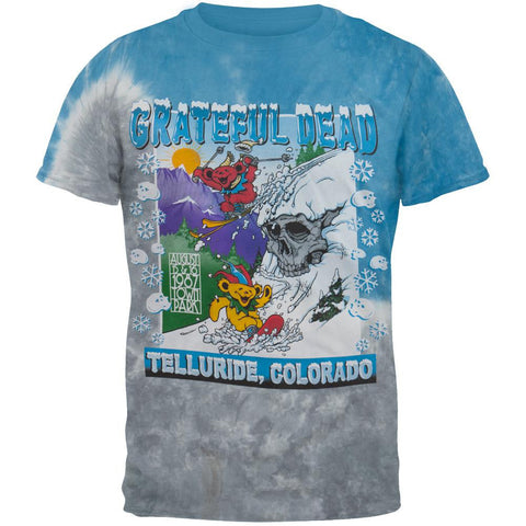 Grateful Dead - Bear Mountain Tie Dye T-Shirt