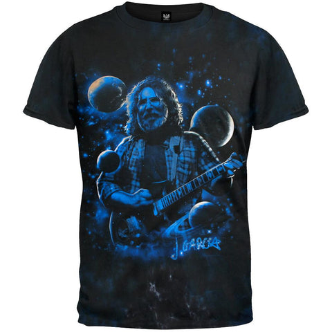 Jerry Garcia - Lovely View of Heaven T-Shirt