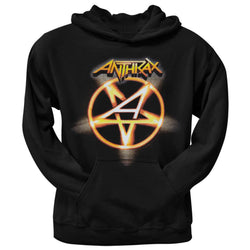 Anthrax - Worship Music Pullover Hoodie
