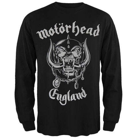 Motorhead - Louder Long Sleeve T-Shirt