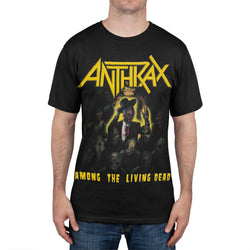 Anthrax - Among the Living Dead Tour T-Shirt