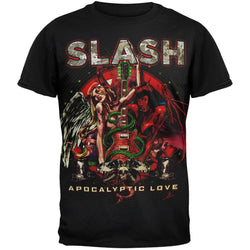 Slash - Snake Guitar Apocalyptic Love Tour T-Shirt